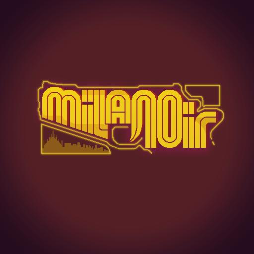 Milanoir - Game Logo