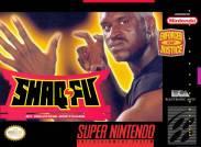 Shaq-Fu SNES boxart cover art super nintendo