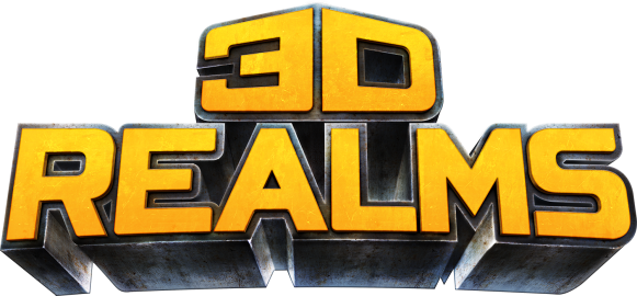3D Realms Textured Logo