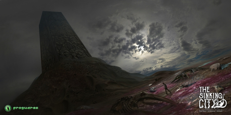 TSC_artwork_Dagon_Monolith